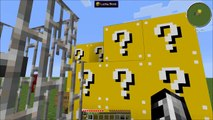 Test Your Luck! | Lucky Blocks Mod | 1.6.4 Minecraft Mod Showcase
