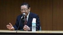 山崎拓さんのお話し 憲法行脚の会 2015年6月12日