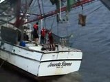 Coast Guard Assists Sinking Fishing Vessel