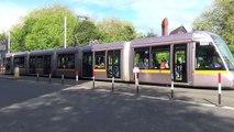 Dublin Luas Trams Dublin Ireland