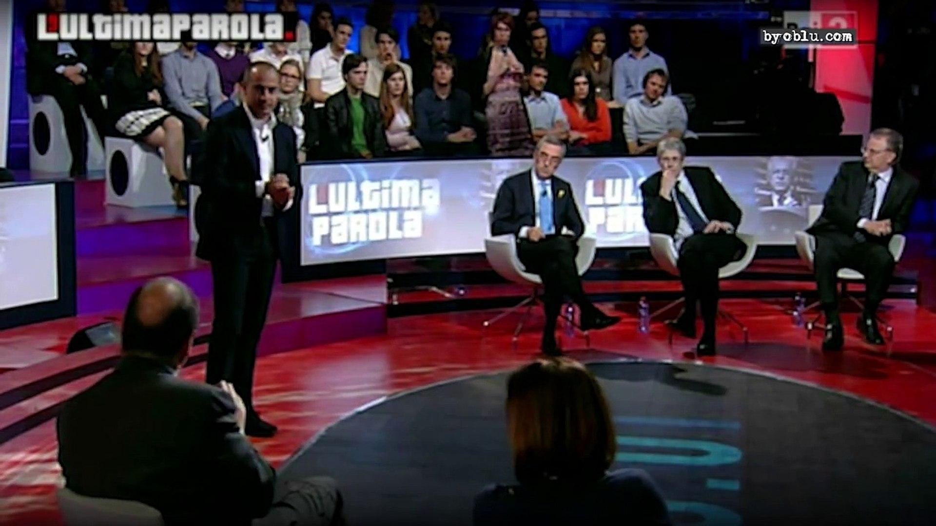 L'Ultima Parola: Byoblu vs le banche - CI STANNO INDEBITANDO!