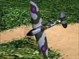 Combat Flight Simulator 2 - Spitfire IXe