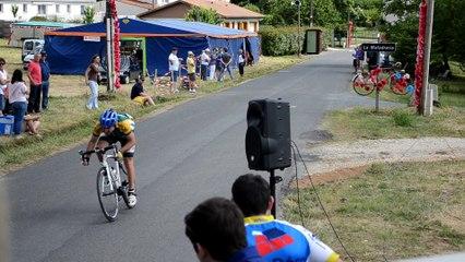 Course cycliste Ufolep 13 juin 2015 à La Maladrerie Nontron