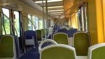 Z6400 GCO : Entre Saint Germain en Laye Bel Air Fourqueux et Mareil Marly sur la ligne L