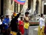 Ecuador en Bruselas - Manneken Pis es el Diablo Huma