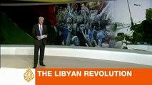Hoda Abdelhamid reports on the latest from Libya