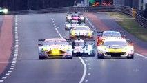 24h du Mans - Le crash de Loïc Duval