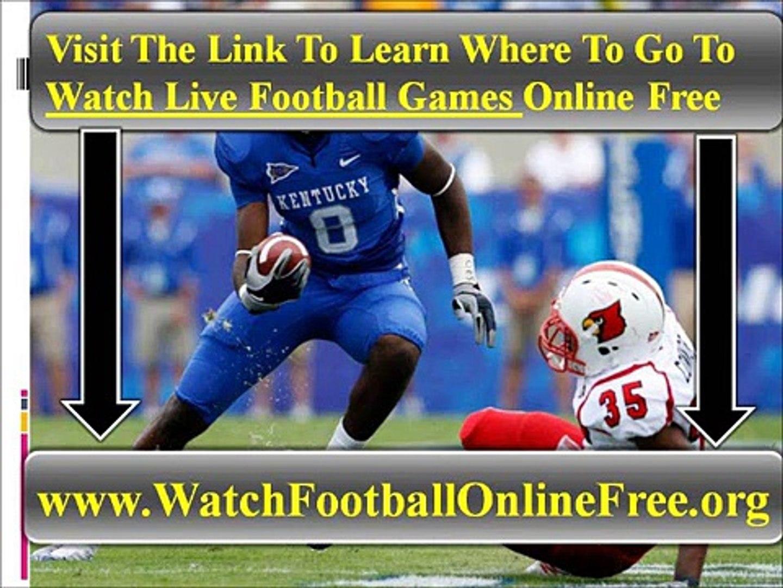 can you stream Big Ten Network (BTN1, BTN2) Week 3 games football Video Highlights