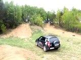 Suzuki Grand Vitara off road в Щелковском карьере