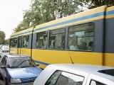 Tram in Essen (Germany) / Straßenbahn in Essen