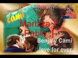 Pablo y Marizza --- Burnin' Up