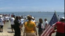 Diana Nyad completes swim from Cuba to Florida