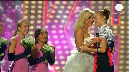 Lesbian kiss makes final Eurovision 2013 selection