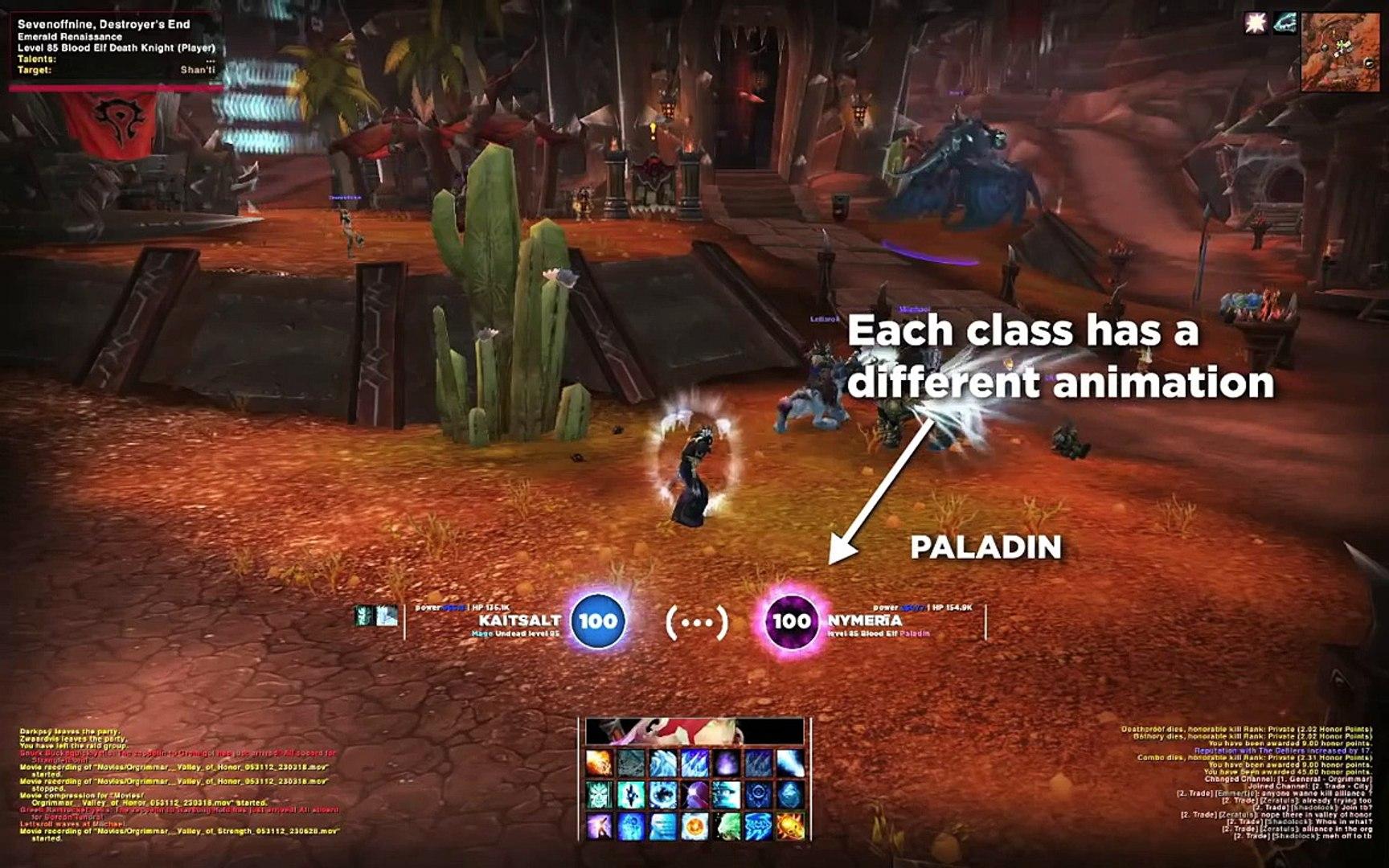 Kait:Auras, a Warcraft PvP UI