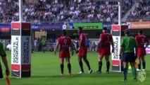 Résumé J1 TOP14 : Montpellier Hérault Rugby - Toulon