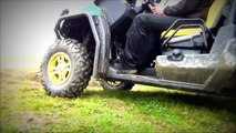 How to test a Gator XUV