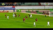 Algérie 4-0 Seychelles  Mehdi Abeid premier balle avec l'équipe nationale algérienne