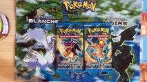 Ouverture pokemon #3 ouverture de deux boosters tempête plasma en espagnol : chance présente !