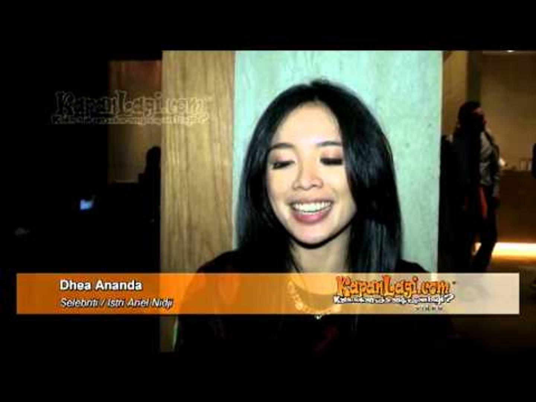 Dhea Ananda Sibuk Show Di Luar Kota Video Dailymotion