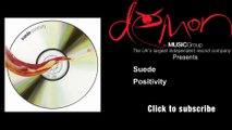 Suede - Positivity