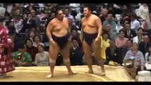 Day 14 Sumo Makuuchi recap Haru basho March 2014