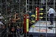 """Hollywood"" Hulk Hogan & ""Macho Man"" Randy Savage beat the shit out of a fan"
