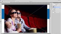 Photoshop for Web Design Lesson 2 Step 9 Clipping Mask