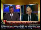 Interview with Ralph Nader - Bloomberg