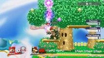Super Smash Bros 4 - Lucas and Ryu Gameplay