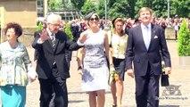 Niederländisches Königspaar besucht Baden-Württemberg