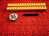 How-2 - Lego Rubber Band Gun Build plan / Instructions