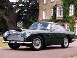 Aston Martin DB4 GT @ Mid-Ohio