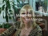 Margarita Gralia visita el Diario