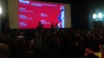 Présentation du film ASPHALTE de Samuel Benchetrit, Champs-Élysées Film Festival, Paris, 13 juin 2015