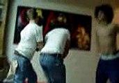 emo dancing LOL