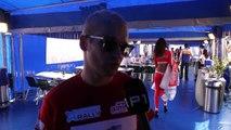 Evgeny Novikov EPIC crash at WRC Rally Finland 2013