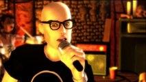 MC Frontalot - Goth Girls - Rock Band 2 Jukebox Mode