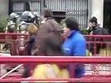 PROTESTA DE ESTUDIANTES CHILENOS - FRACASO DEL MODELO NEOLIBERAL DE CHILE