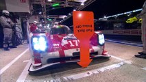 24 Heures du Mans 2015 - Race highlights from 11pm to 6am