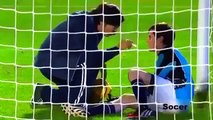 Crazy and Funny Moments in Football - Goal keeper getting Hit on Face for each penalty Kick