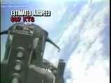 Russian ufo footage Mig chases cylinder ufo