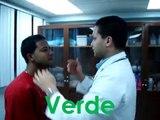 Los Verdes y Rojos del Examen Físico (Examen Cabeza)