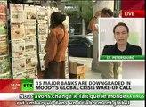 Max Keiser - Les banques sont mortes, les plus grosses banques européennes sont insolvables