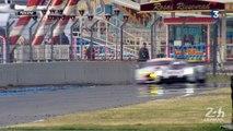 24 Heures du Mans : violente sortie de piste pour une Aston Martin