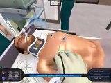 Pulse Serious Game santé - simulation 3D d'un hôpital