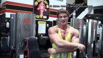 Aesthetic Bodybuilding & Fitness Motivation Workout in London ft  Jeff Seid, Alon Gabbay, Matt2015