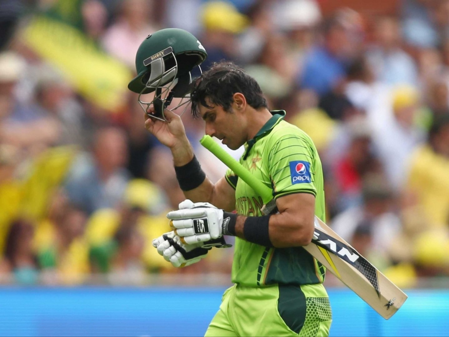 Tribute To Misbah Ul Haq - video dailymotion