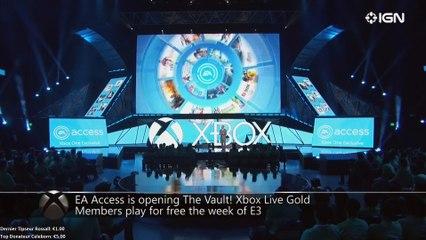 Conférence Microsoft E3 2015
