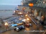 Costiera Amalfitana  esonda fiume ad Atrani  9 set 2010    (subscribe to my channel thanks)