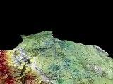 Mapa de Bolivia, maps of Bolivian, mapa en 3D